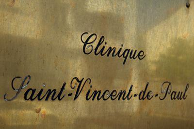 Clinique St VINCENT DE PAUL LYON